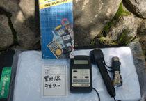 1.紫外線測定器