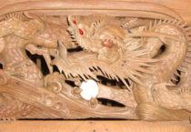 栃本神社(彫刻修復・保全)